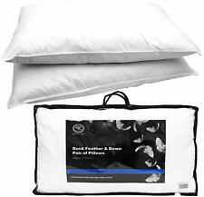 2 Pack Duck Feather Pillows
