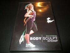 "DVD ""BODY SCULPT INTENSIF"" fitness - Anais Royer"