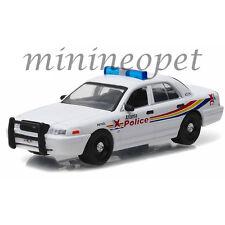 GREENLIGHT 42780 C FORD CROWN VICTORIA ATLANTA GEORGIA POLICE CAR 1/64 WHITE