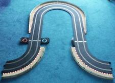 SCALEXTRIC EXTENSION TRACK PACK LAP COUNTER STRAIGHT CURVES BORDERS BARRIERS