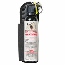 Sabre Counter Assault Mace Bear Pepper Spray Deterrent Canister & Holster