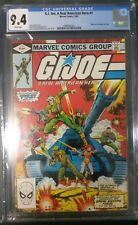 G.I Joe, A real American hero #1 CGC 9.4