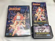 OLD STOCK Sega Genesis Mega Drive GAMES FATAL FURY