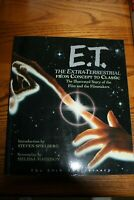 E.T. THE EXTRA-TERRESTRIAL FROM CONCEPT TO CLASSIC - 20TH ANN. - SOFTCOVER - NM