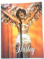 SHIRLEY BASSEY Tour 1996 Old Original Vtg Concert Program Book Programme