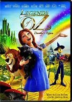 NEW  DVD - LEGENDS OF OZ - DOROTHY's RETURN - CHILDREN MOVIE - WIZARD OF OZ