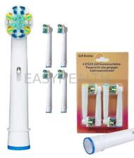4 PCS Electric Tooth brush Heads Replacement Braun Oral B FLOSS ACTION EB-25A