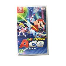 Mario Tennis Ace Nintendo Switch 2018 Japanese English Chinese Multi-Languages