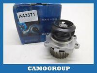 Water Pump Slim-Grip For AUDI A3 A4 A6 Volkswagen Golf Bora Caddy Passat