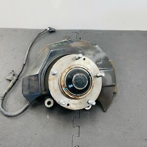 2007 - 2009 Kia Sorento Driver Left Front Knuckle Hub Wheel Bearing OEM