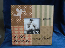 Love theme picture frame