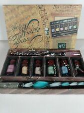 The Writing Collection Palette for Pens calligraphy set by Authentic Models