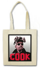 COOK COTTON BAG - Jutebeutel Stoffbeutel - Breaking Walter Bad White Meth Let´s