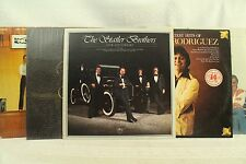 lot lp records the Statler Brothers the legend goes on Bible Johnny Rodriguez