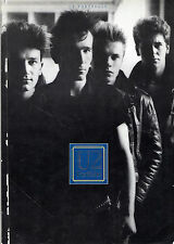 U2 PORTFOLIO - WORDS & MUSIC FOR 17 OF THEIR SONGS - BLUE MOUNTAIN MUSIC (1985)