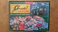 Cluedo Super Sleuth Board Game   Waddingtons 1995