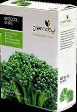 Broccoli Chips Super Food Veggie, Healthy snack, Delicious, ready to eat.