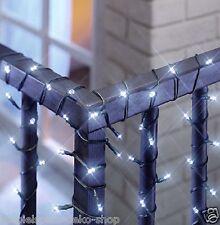 Solar- LED Lichterkette mit 50 LED ca 7 Meter lang Neuware