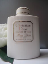 Christian Dior Miss Dior Talc Talcum Powder 5.2oz New Vintage No Box & Fabulous