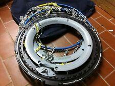 RUD Schneeketten DISC 0097 245/55-R17 245/50-R18 245/45-R19 BMW 7er, MB S-Klasse