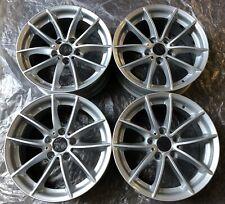 4 Orig BMW Alufelgen Styling 304 7.5Jx17 ET32 6787575 X3 F25 X4 F26 FB278