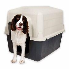 "New listing Petmate Traditional Style Design Medium Plastic Dog House, 32""L x 26""W x 24""H"