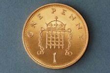 More details for 1971-2019 proof uncirculated 1p one penny british coin