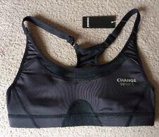 Ladies Change Sports Bra Black Size M1
