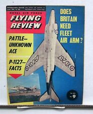 June 1961 ROYAL AIR FORCE FLYING REVIEW Magazine