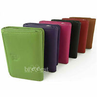 NEW Ladies Compact Leather Purse Wallet by Prime Hide in 6 Colours Quality Gift