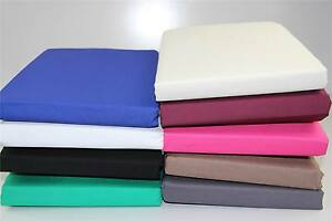 KING SINGLE BED 375THREAD COTTON FLAT SHEET
