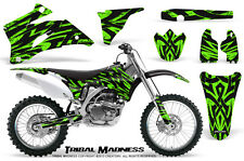 YAMAHA YZ250F YZ450F 06-09 GRAPHICS KIT CREATORX DECALS TMG