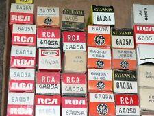 1 NIB 6AQ5/A Tube  - Various Brands