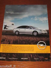 *AO92=OPEL VECTRA GTS=PUBBLICITA'=ADVERTISING=WERBUNG=COUPURE=