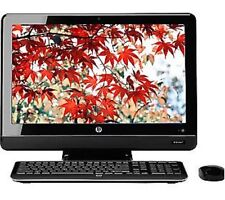 "HP 200-5250 21.5"" (750 GB, Intel Pentium, 2.8 GHz, 4 GB) All-in-One Desktop -..."
