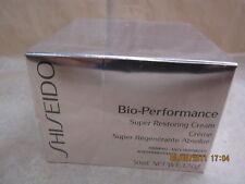 SHISEIDO BIO-PERFORMANCE 1.7 oz / 50 ML Super Restoring Cream
