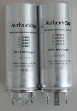 PAIR 30/20/20/20 CAPACITOR DYNACO ST70 MKIII TUBE AMP AUTHENTICAP