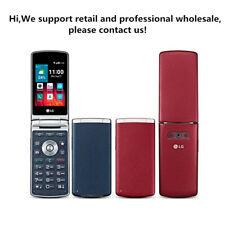 Refurished LG Wine Smart 2 H410 Unlocked 4G ROM 1GB RAM 4G LTE Flip Phone