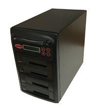 "Dual Port Festplatten Kopierstation Duplicator Kopierstation HDD SSD 2,5"" & 3,5"""
