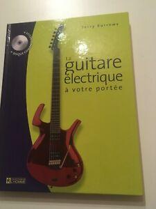 méthode guitare Electrique avec CD