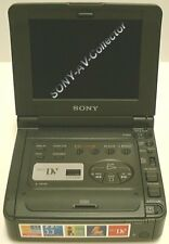 SONY GV-D900 MiniDV Mini DV Player Recorder Video Walkman VCR Deck EX GVD900