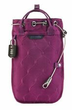 Neues Angebotpacsafe Travelsafe 3L GII Portable Safe Reiseaccessoire Accessoire Currant Pink