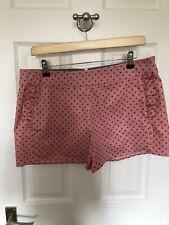 JOULES Hana Denim Shorts Sz 8 16 RRP£44.95 FreeUKP/&P