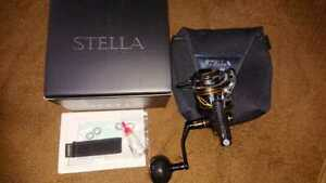 SPINNING REEL Shimano 20 Stella SW 6000HG
