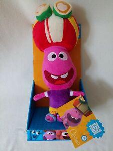 Jelly Jamm Goomo 25cm Plush Soft Toy Bandai