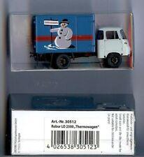 Brekina 30512: Robur LO 2500, Kofferaufbau, Thermowagen