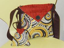 Materialpackung: Beutel + Minibeutel CURLY BASKET - Patchwork / Nähen