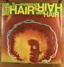 HAIR The Musical 1968 UK Vinyl LP EXCELLENT CONDITION MARSHA HUNT soundtrack