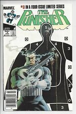 Punisher 3 - NM (9.0) $.95 Canadian Variant  Zeck Cover - Bright White Pages