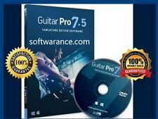 Guitar Pro 7.5 LIFETIME ACTIVATION🔑   FULL VERSION   🔥GENUINE 100%🔥